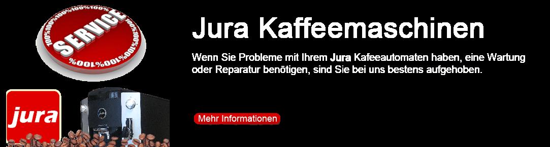 Jura kaffeemaschinen reparatur berlin